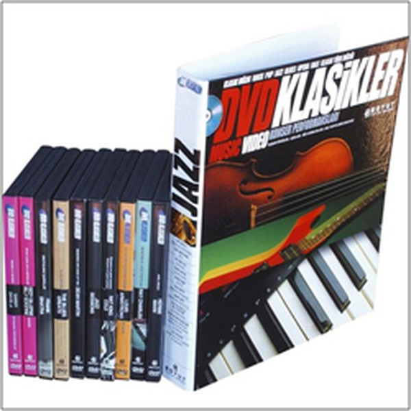 DVD Klasikler - Jazz Müzik Fasikül Seti + 10 DVD Hediye.pdf