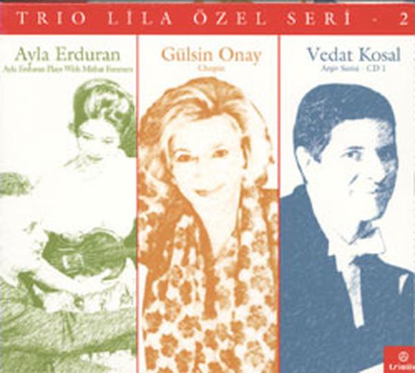 Trio Lila Özel Seri 2