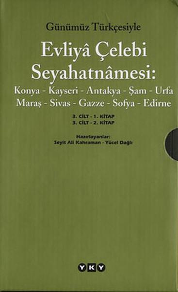 Günümüz Türkçesiyle Evliya Çelebi Seyahatnamesi 3.Kitap.pdf