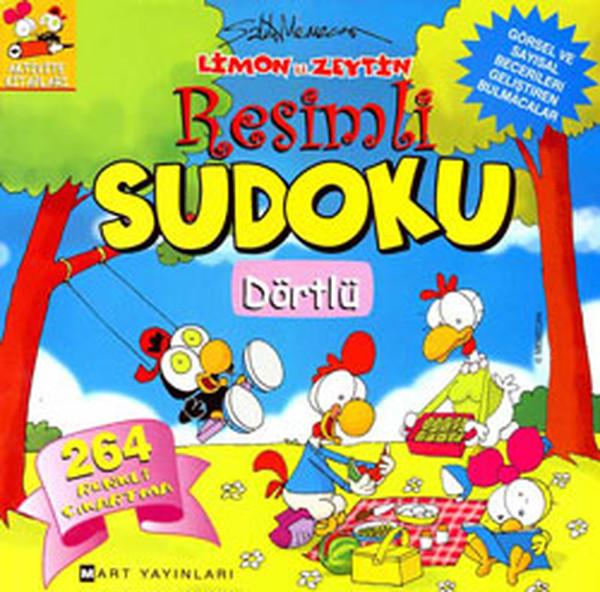 Limon ile Zeytin Resimli Sudoku Dörtlü.pdf