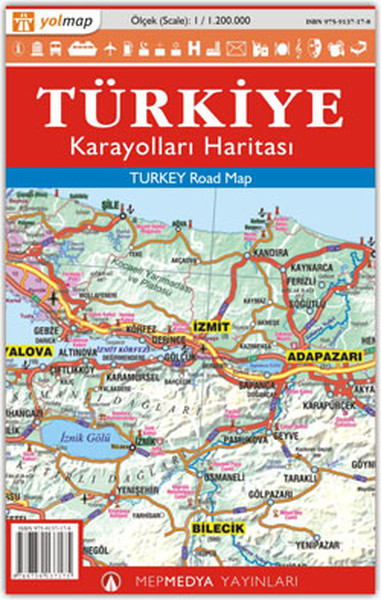 Türkiye Karayolları Haritası.pdf