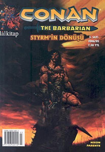 Conan The Barbarian Sayı - 3.pdf