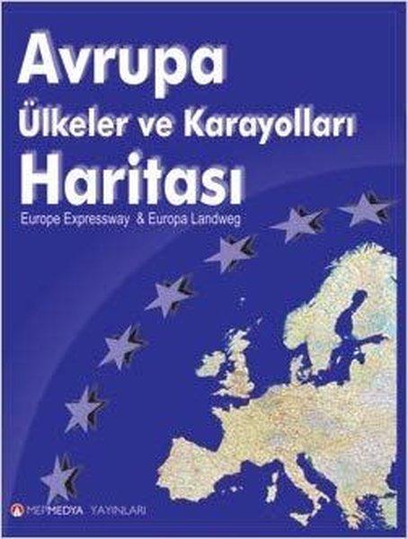 Avrupa Ülkeler ve Karayolları Haritası.pdf