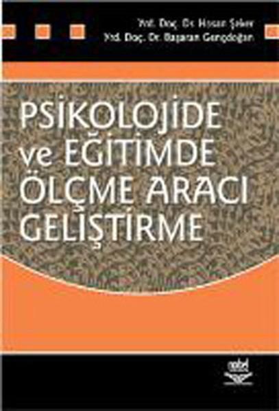 Psikolojide ve Eğitimde Ölçme Aracı Geliştirme.pdf