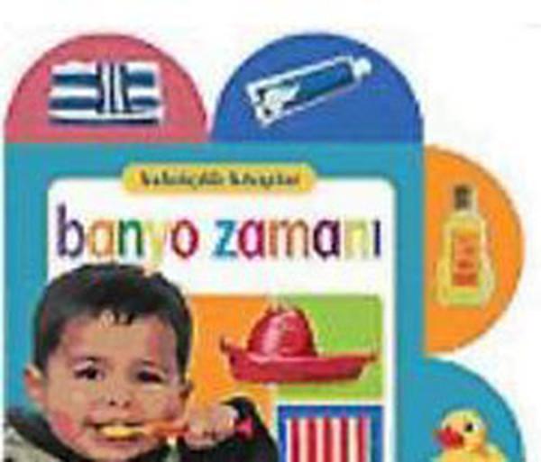 Kulakçıklı Kitaplar - Banyo Zamanı.pdf
