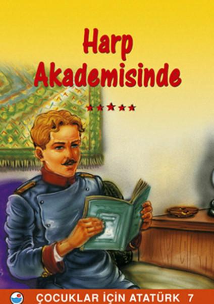 Mustafa Kemal Harp Akademisinde - Çocuklar İçin Atatürk.pdf