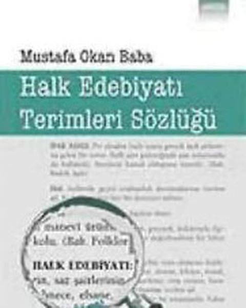Halk Edebiyatı Terimleri Sözlüğü.pdf