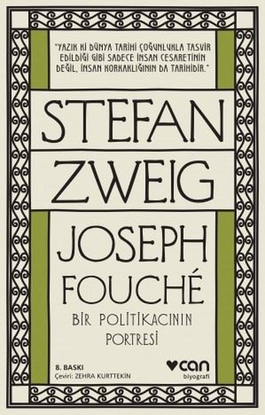 Joseph Fouche - Bir Politikacının Portresi.pdf