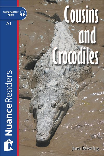 Cousins and Crocodiles with CD - Level 1.pdf