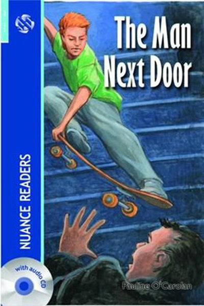 The Man Next Door with CD - Level 3.pdf