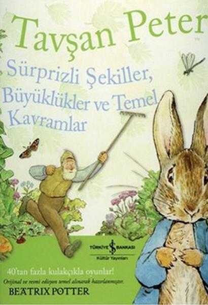 Tavşan Peter - Süprizli Şekiller , Büyüklükler ve Kavramlar.pdf