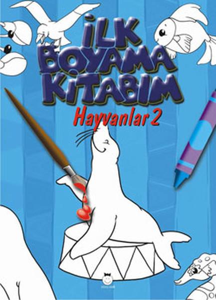 İlk Boyama Kitabım - Hayvanlar 2.pdf