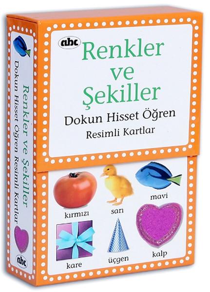 Renkler Ve Şekiller - Dokun Hisste Öğren.pdf