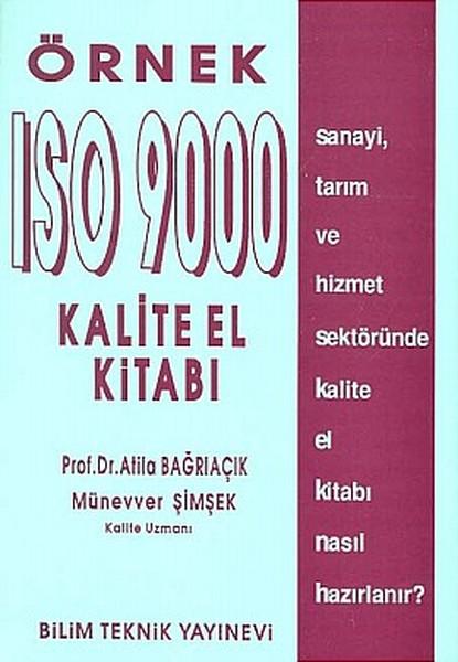Örnek ISO 9000 - Kalite El Kitabı.pdf
