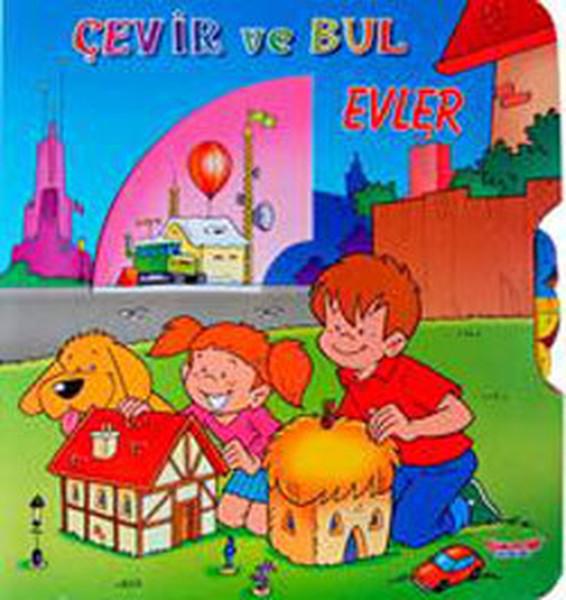 Çevir ve Bul Serisi - Evler.pdf