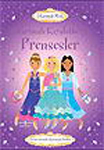 Çıkartmalı Kıyafetleri ile Prensesler.pdf