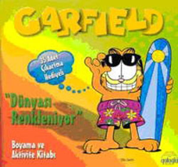 Garfield Dünyası Renkleniyor.pdf