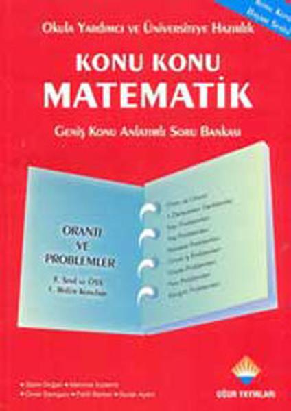 Konu Konu Matematik Orantı ve Problemler.pdf