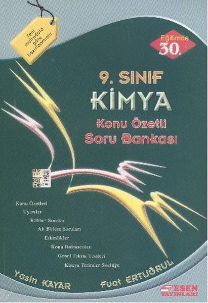 Esen 9.Sınıf Kimya Konu Özetli Soru Bankası.pdf