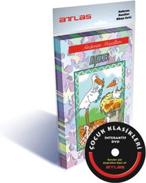 Andersen Masalları Hikaye Serisi 10 Kitap+DVD.pdf