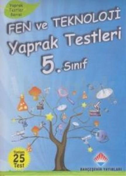 Bahçeşehir 5.Sınıf Teknoloji Yaprak Testleri.pdf