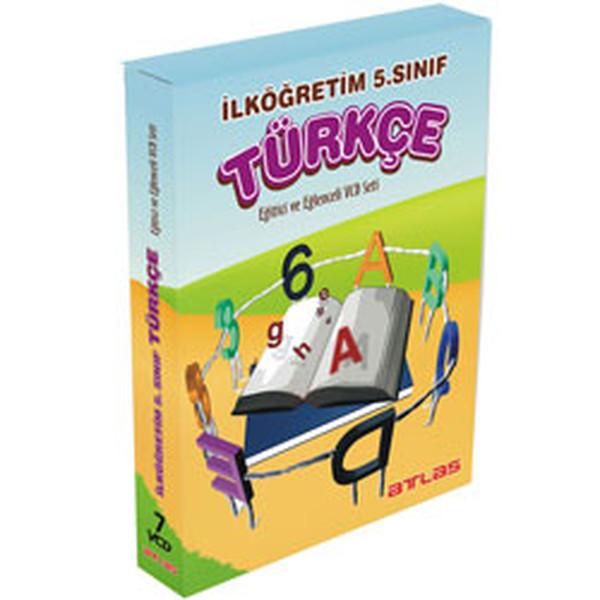 Atlas İlköğretim 5.Sınıf Türkçe Vcd Seti 7 VCD + Rehberlik Kitapçığı.pdf