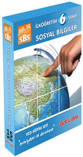 Bil Iq 6.Sınıf Sosyal Bilgiler Vcd Seti 15 VCD + Rehberlik Kitapçığı.pdf