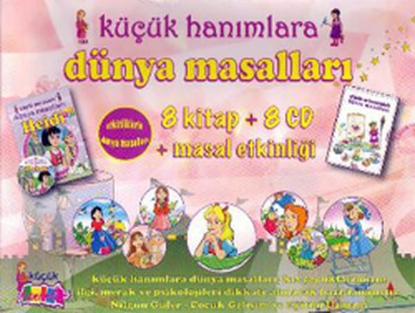Küçük Hanımlara Dünya Masalları 8 Kitap + 8 CD + Masal Etkinliği.pdf