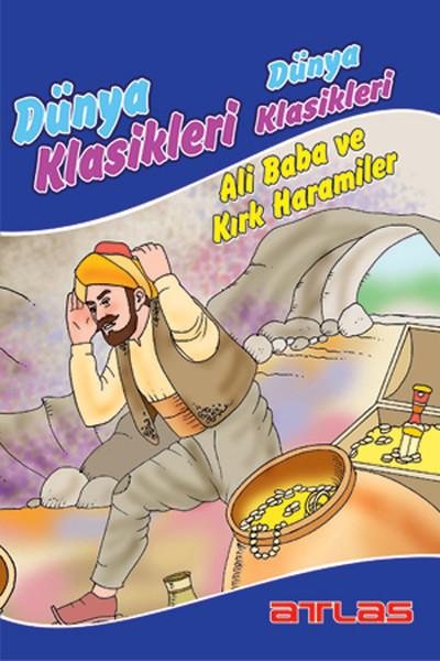 Dünya Klasikleri - Ali Baba Ve Kırk Haramiler.pdf