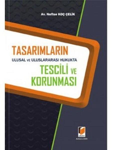 Tasarımların Ulusal ve Uluslararası Hukukta Tescili ve Korunması.pdf