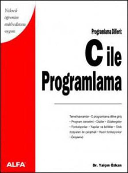 Programlama Dilleri: C ile Programlama.pdf