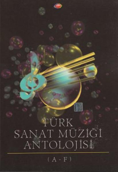 Türk Sanat Müziği Antolojisi A-F.pdf