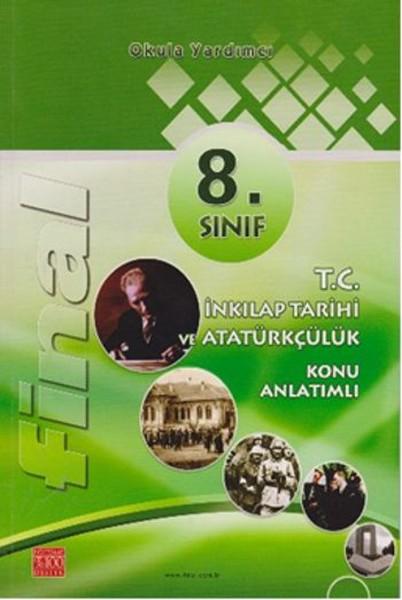 Final İlköğretim 8. Sınıf İnklap Tarihi ve Atatürkçülük Konu Anlatımlı.pdf