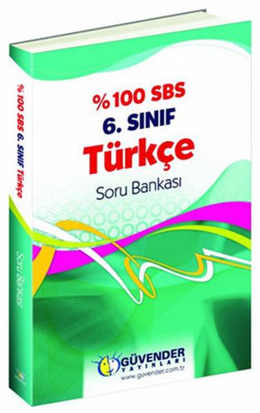 Güvender 6. Sınıf Türkçe Soru Bankası.pdf