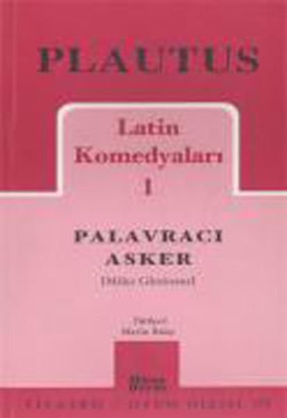Latin Komedyaları 1 - Palavracı Asker.pdf