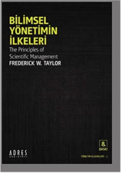 Bilimsel Yönetimin İlkeleri.pdf