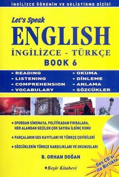 Let`s Speak English Book - 6