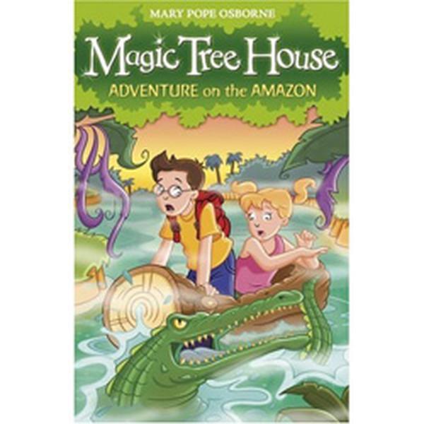 Magic Tree House 6: Adventure on the Amazon.pdf