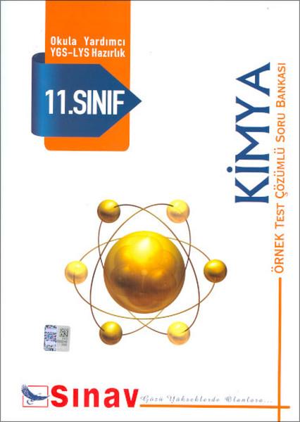 11. Sınıf Kimya Örnek Test Çözümlü Soru Bankası.pdf
