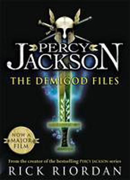 Percy Jackson: The Demigod Files.pdf