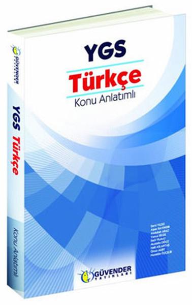 Güvender YGS Türkçe Konu Anlatımı.pdf