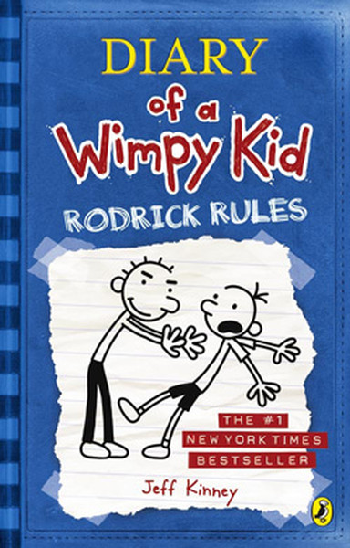 Diary of a Wimpy Kid: Rodrick Rules (Book 2).pdf