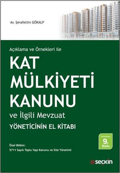 Kat Mülkiyeti Kanunu ve İlgili Mevzuat - Yöneticinin El Kitabı.pdf