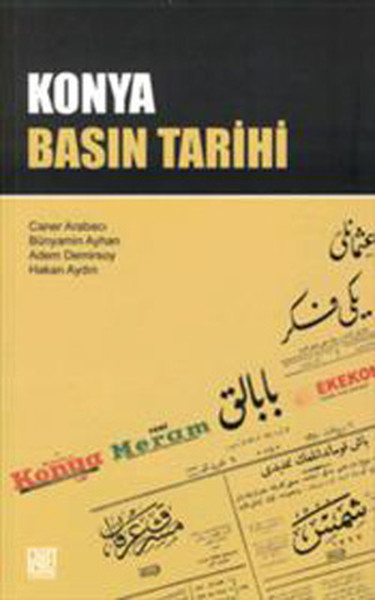 Konya Basın Tarihi
