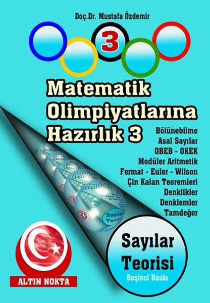 Matematik Olimpiyatlarına Hazırlık 3 - Sayılar Teorisi.pdf