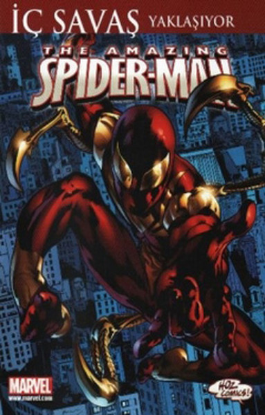 The Amazing Spider Man Sayı-3: İç Savaş Yaklaşıyor.pdf