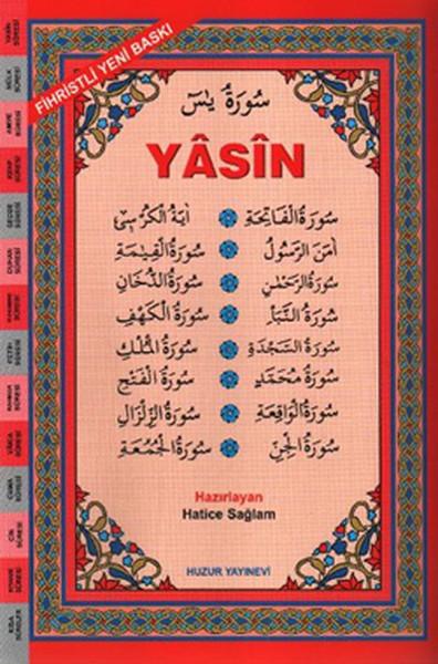 Orta Boy Yasin-i Şerif (Bilgisayar Hattı, Kolay Okunan Arapça Fihristli).pdf