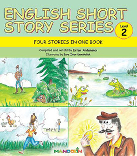 English Short Stories Series Level 2