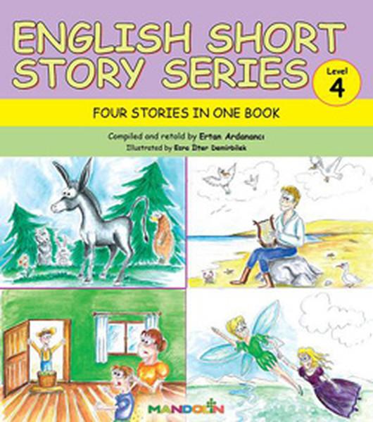 English Short Stories Series Level 4.pdf
