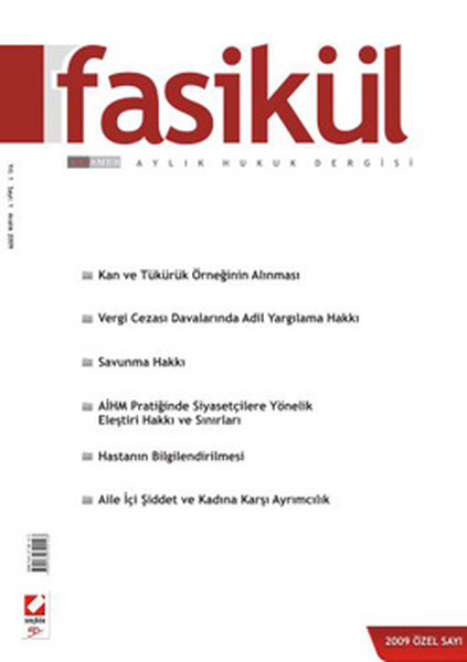 Fasikül Huku Dergisi Sayı:1.pdf